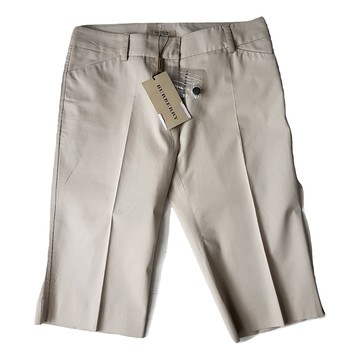 Tweedehands Burberry Hose