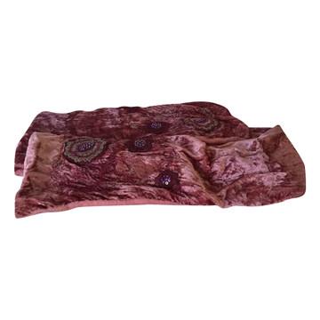Tweedehands Antik Batik Sjaal