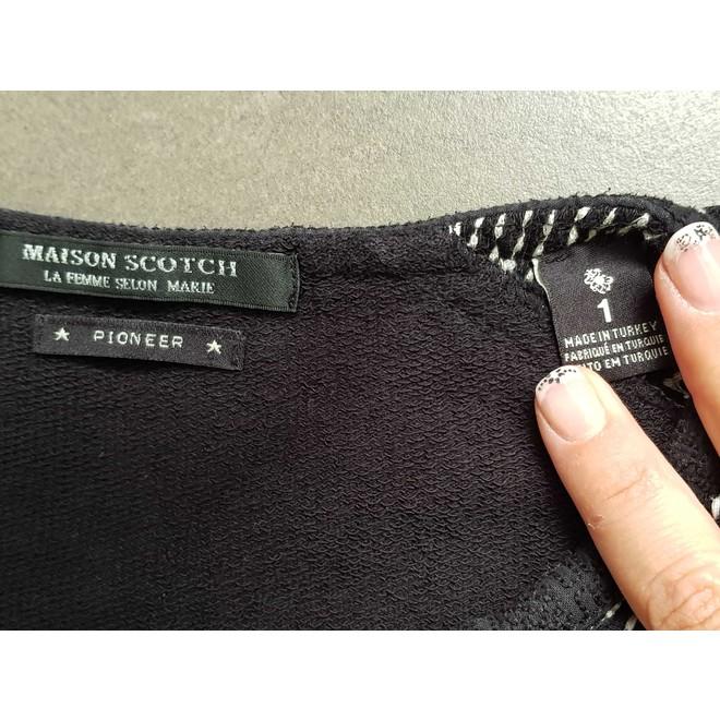 tweedehands Maison Scotch Pullover