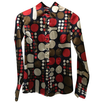 Tweedehands Talking French Blouse