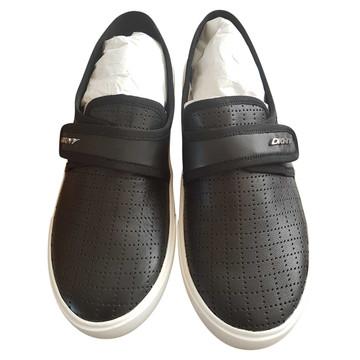 Tweedehands DKNY Flache Schuhe