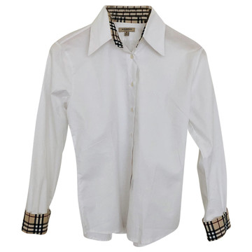 Tweedehands Burberry Bluse