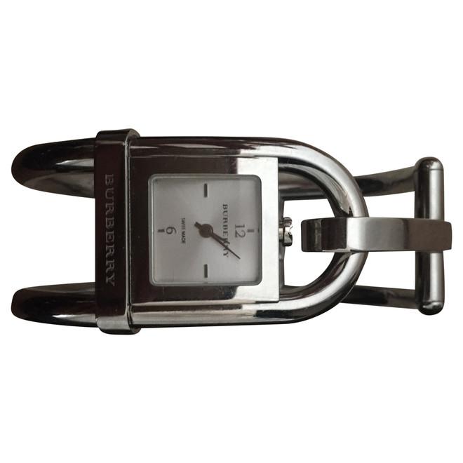 tweedehands Burberry Uhr