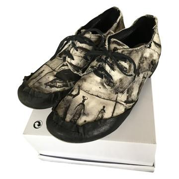 Tweedehands Lavorazione Artigiana Flache Schuhe
