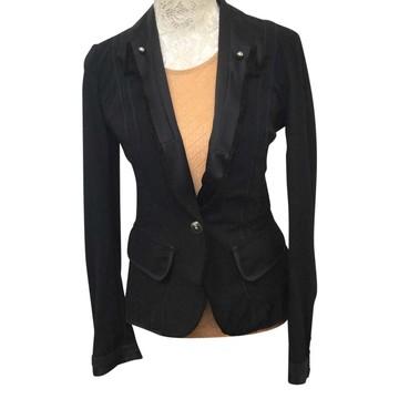 Tweedehands High Jacke oder Mantel
