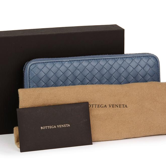 tweedehands Bottega Veneta Portemonnee