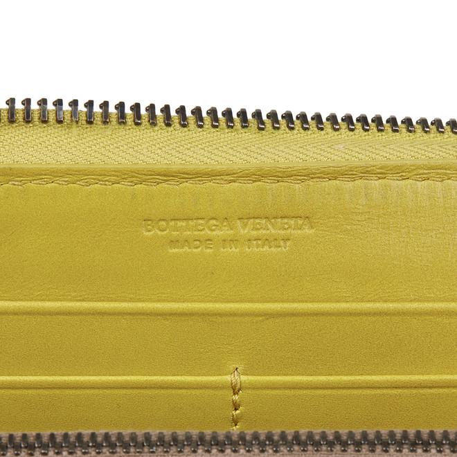 tweedehands Bottega Veneta Portemonnaie
