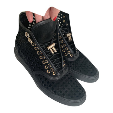 Tweedehands Balmain Flache Schuhe