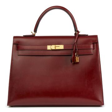 Tweedehands Hermès Paris Umhängetasche