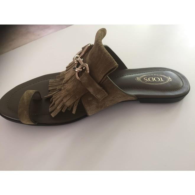 tweedehands Tod's Sandalen