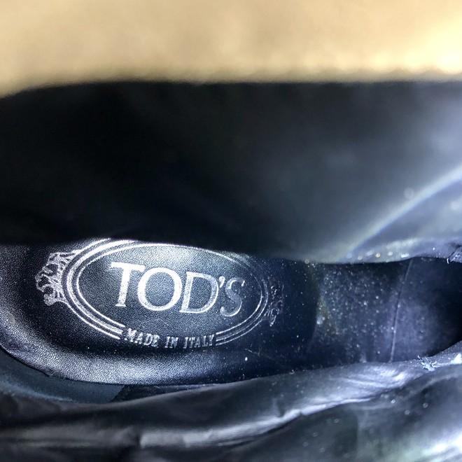 tweedehands Tod's Stiefeletten