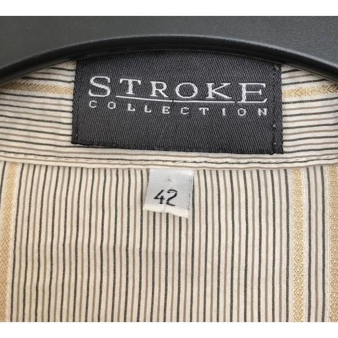 tweedehands Stroke Bluse