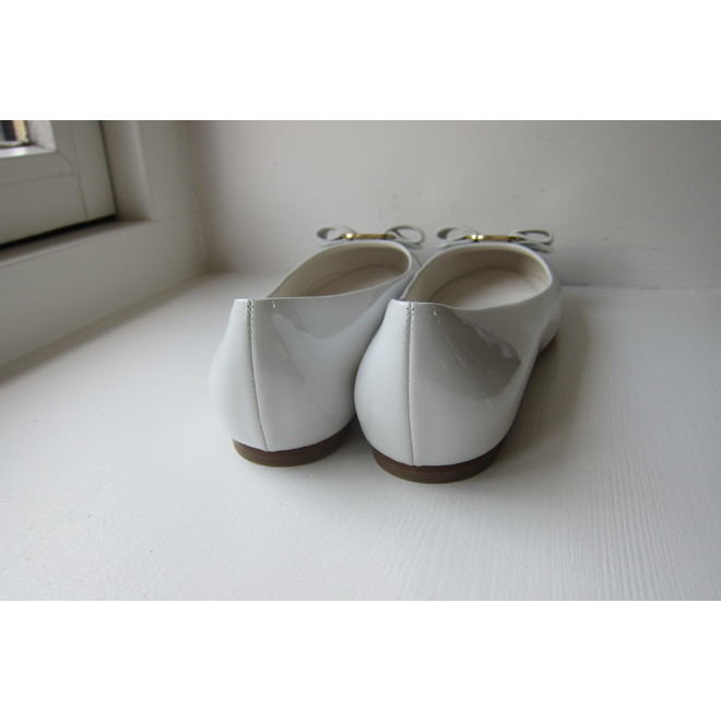 tweedehands Salvatore Ferragamo Flache Schuhe