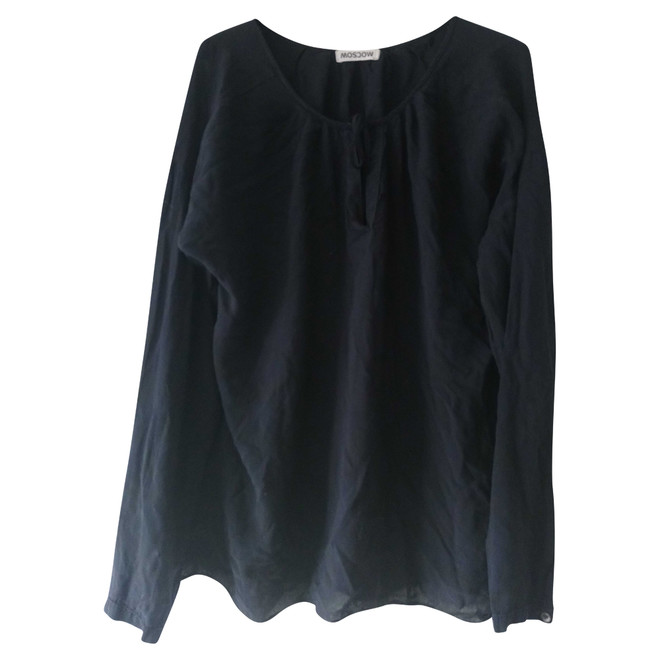 tweedehands Moscow Bluse