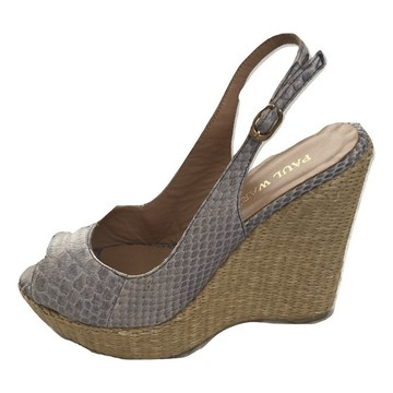 Tweedehands Paul Warmer Wedges
