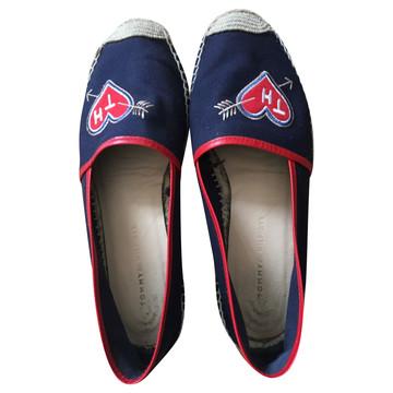 Tweedehands Tommy Hilfiger Flache Schuhe