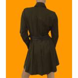 tweedehands High Dress