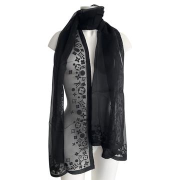 Tweedehands Louis Vuitton Schal oder Tuch