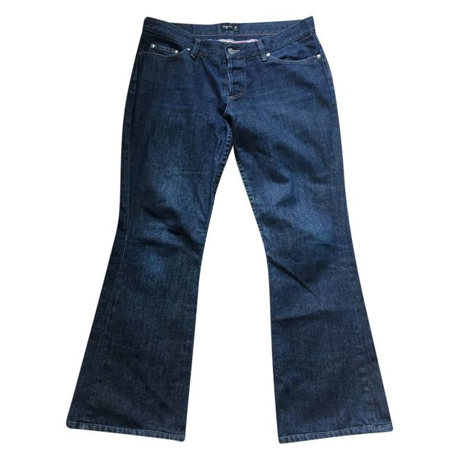 tweedehands Agnès b Jeans