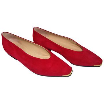 Tweedehands Nouchka Flache Schuhe