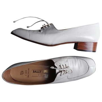 Tweedehands Bally Flache Schuhe