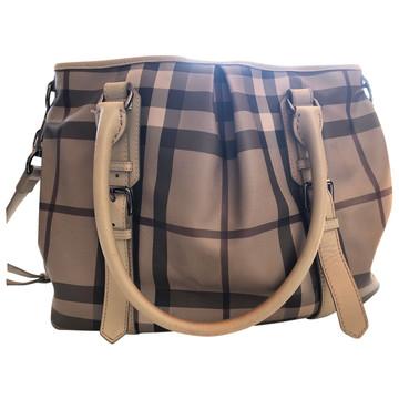 Tweedehands Burberry Tasche