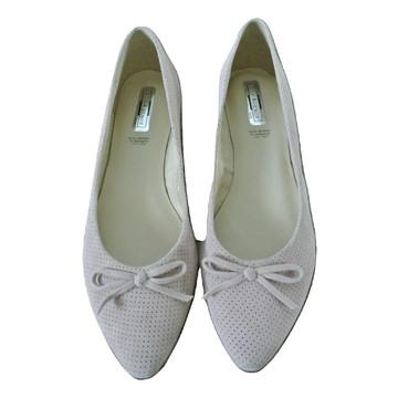 Tweedehands Fifth Avenue Flache Schuhe
