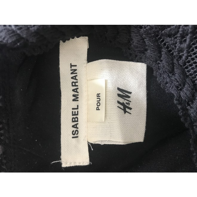 tweedehands H&M x Isabel Marant Kleid