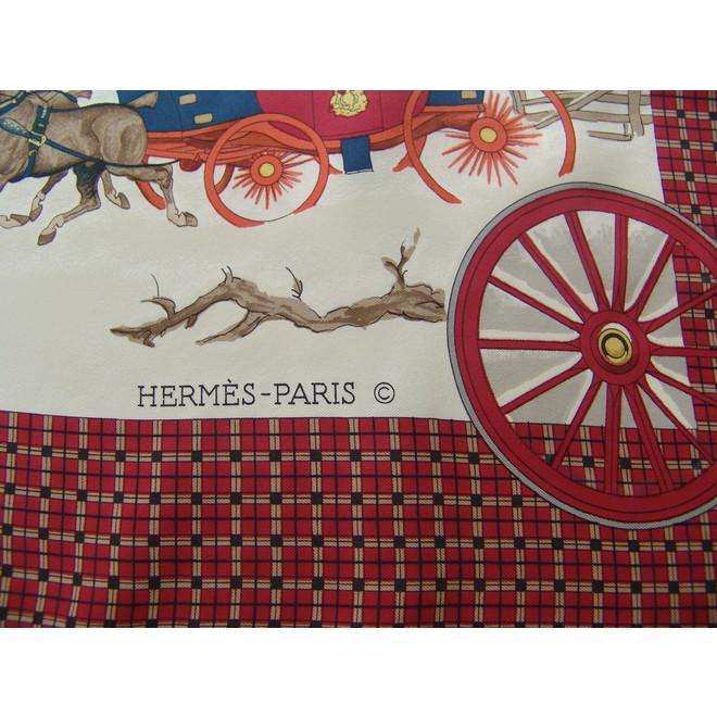 tweedehands Hermès Paris Sjaal