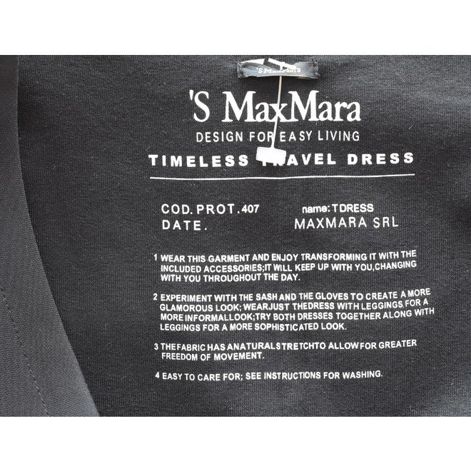 tweedehands Max Mara Mini dress