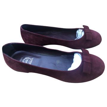 Tweedehands Panara Flache Schuhe