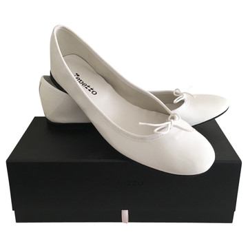 Tweedehands Repetto Flache Schuhe
