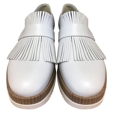 Tweedehands Tosca Blu Flache Schuhe