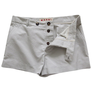 Tweedehands Marni Shorts