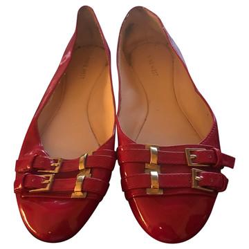 Tweedehands Nine West Flache Schuhe