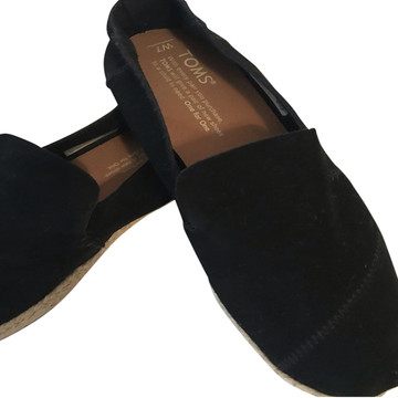 Tweedehands TOMS Flache Schuhe