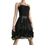 tweedehands Vintage Midi dress