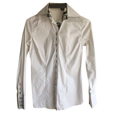 Tweedehands Vintage Bluse