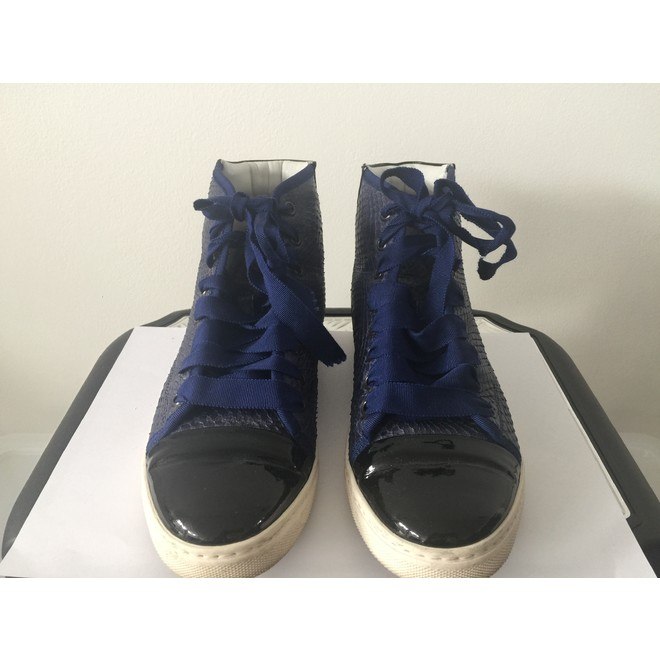 tweedehands Lanvin Sneakers
