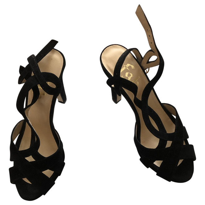 cb94cc3c1e4 Fabienne Chapot Sandals | The Next Closet