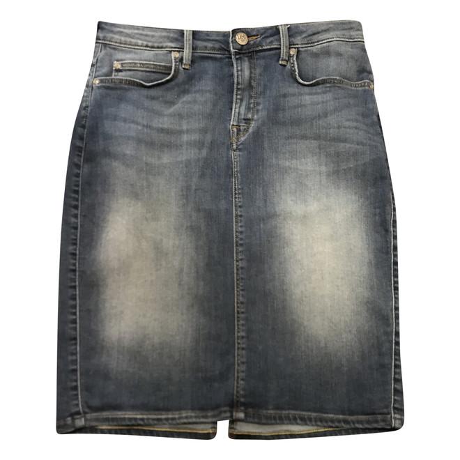 tweedehands Lee Mini rok