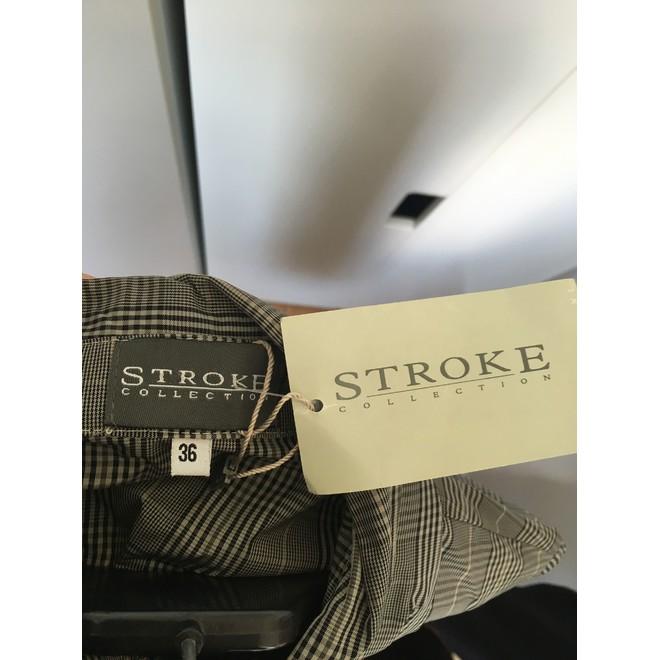 tweedehands Stroke Blouse