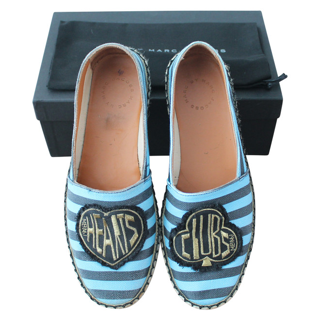tweedehands Marc by Marc Jacobs Flache Schuhe