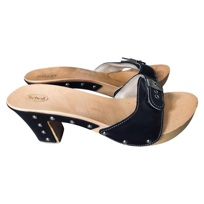 tweedehands Vintage Sandale