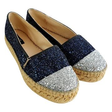 Tweedehands Patrizia Pepe Platte schoenen