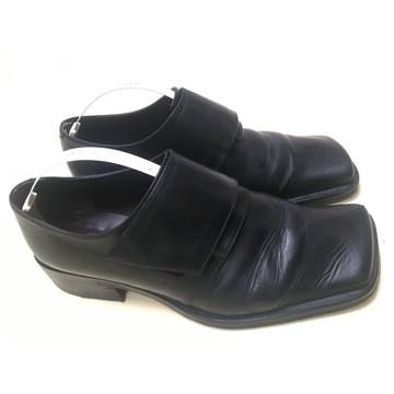 Tweedehands Hugo Boss Flache Schuhe