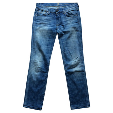 Tweedehands 7 For All Mankind Jeans