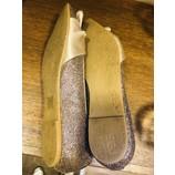 tweedehands Ras Flache Schuhe