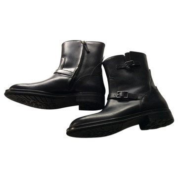 Tweedehands Hugo Boss Stiefeletten