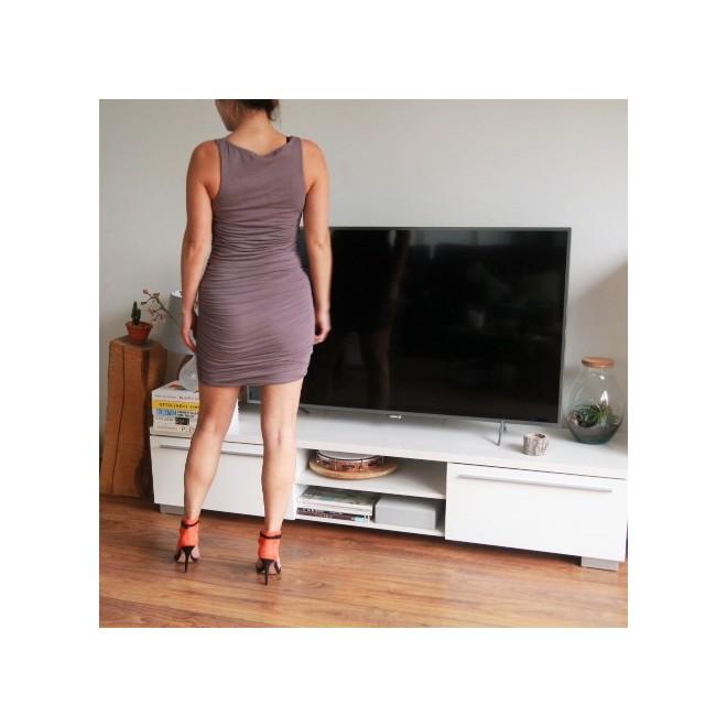 tweedehands Velvet Dress